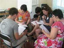 mentors groupwork