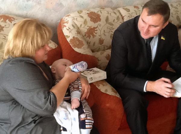 Народний депутат Микола Жук ознайомився з результатами запровадження сімейного патронату