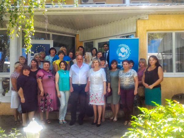 12 громад розпочнуть впровадження моделі інтегрованих соціальних послуг